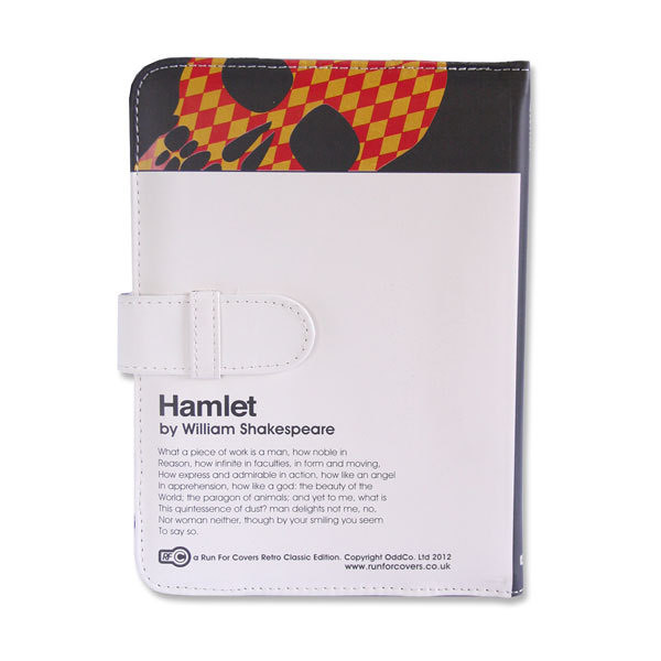 Hamlet Kindle Paperwhite Cover